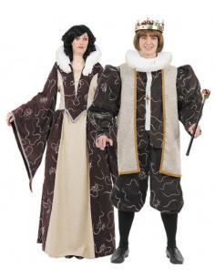 Disfraces de Reyes Medievales para Parejas