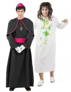 Disfraces de Exorcista para Parejas