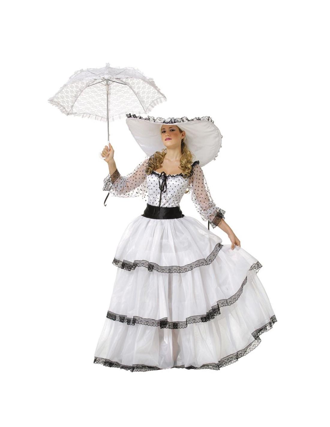 Disfraz de Escarlata para mujer - Comprar en Tienda Disfraces Bacanal 47663b174c1