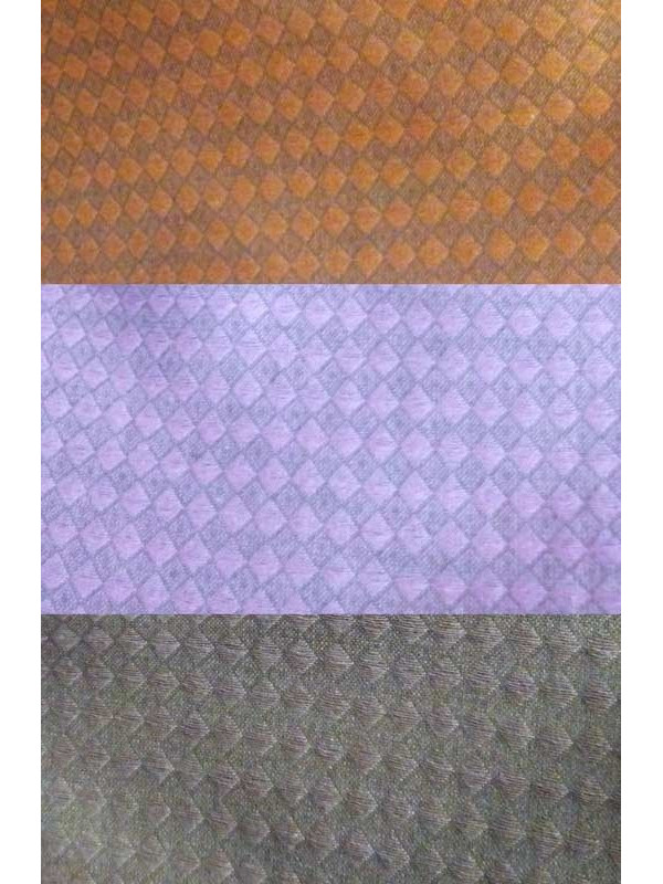 Tejido de algodón túnica rombos