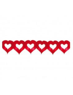 Guirnalda corazon