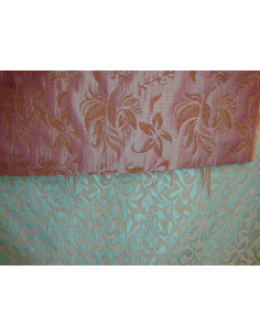 Tejido tapiceria bicolor
