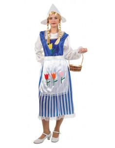 Disfraces de holandesa mujer