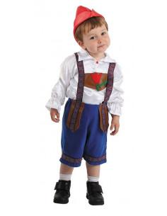 Disfraz holandesito bebe