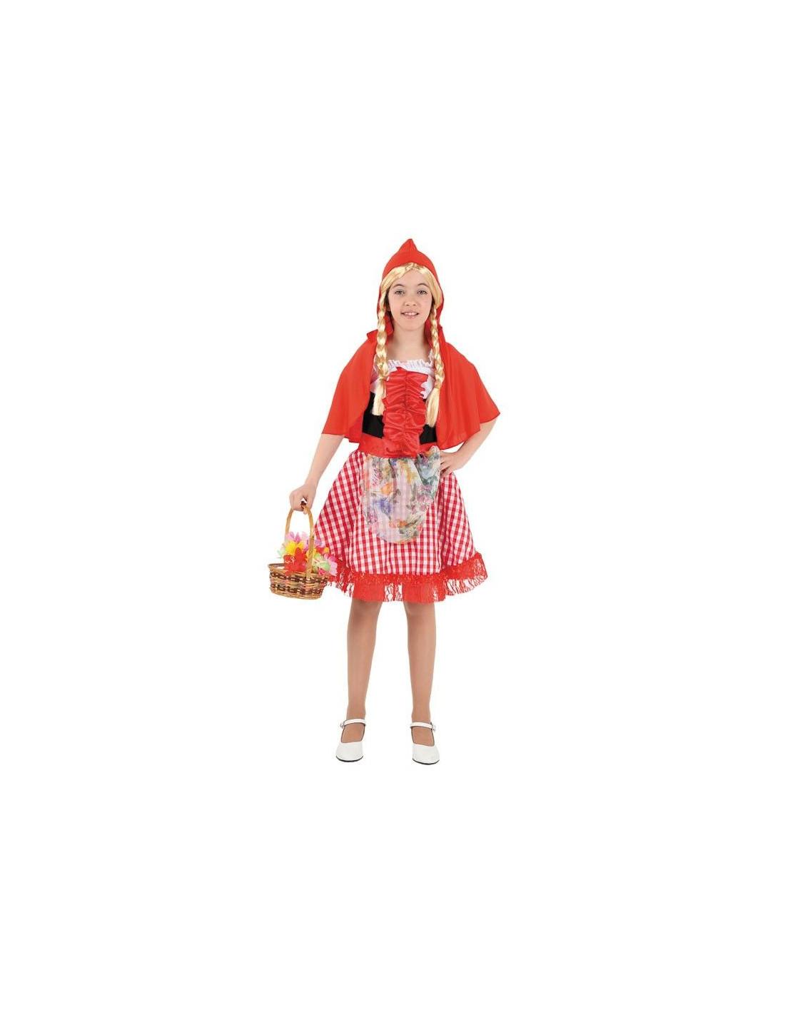 Disfraz navideo nia cheap disfraz de murcilago para nia - Disfraz bebe caperucita roja ...