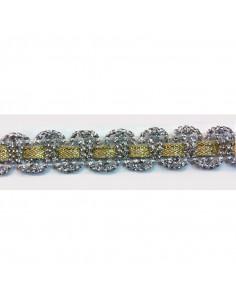 Galon metalizado 46019
