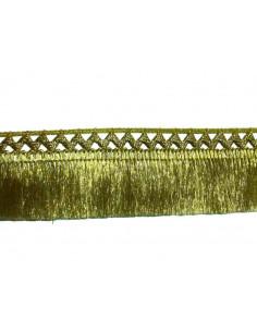 Pasamaneria fleco metalizado