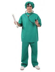 Disfraces de medico cirujano adulto