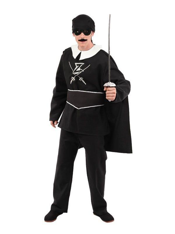 Disfraces de espadachín adulto