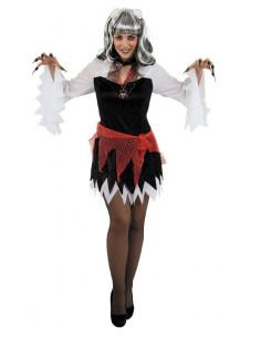 Disfraces de vampiresa gotica mujer