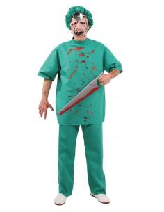 Disfraces de cirujano asesino