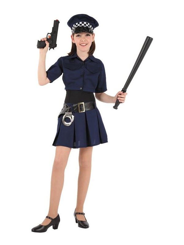 6261f97b0 Disfraces Mujer Policía Sexy
