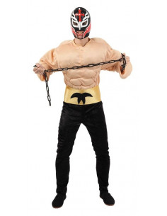 Disfraces de Pressing Catch luchador mejicano