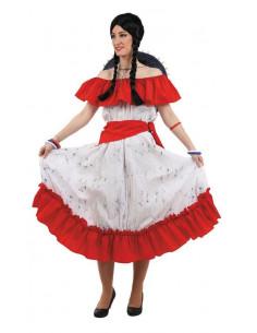 Disfraces de mejicana mujer