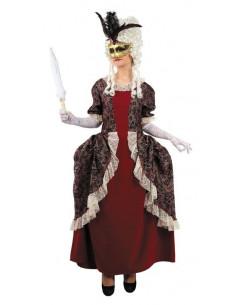 Disfraz María Antonieta  Tallas-M