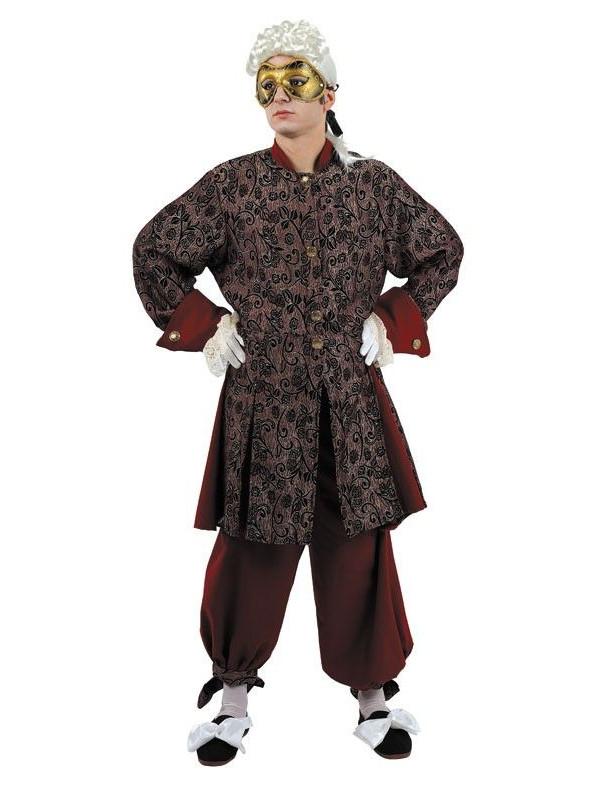 Disfraces de Luis XV