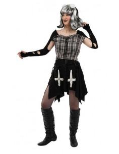 Disfraces de gótica mujer