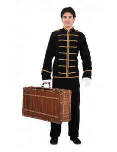 Disfraz de mayordomo Gran hotel