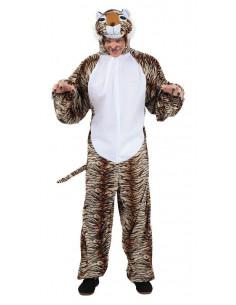 Traje disfraz de tigre para adulto