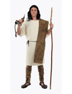 Disfraz pastor medieval