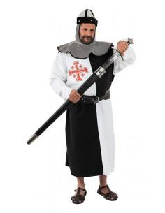 Disfraces de cruzado medieval  Modelo-Único Tallas-XL