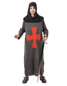 Trajes medievales de guerrero