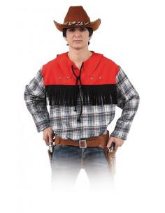 Camisas de vaquero adulto