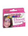 Set maquillaje fiesta princess colores surtidos