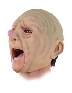 Mascara latex abuelo narigudo