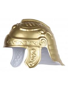 Casco guerrero romano plastico
