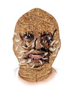 Mascara licra gusanos
