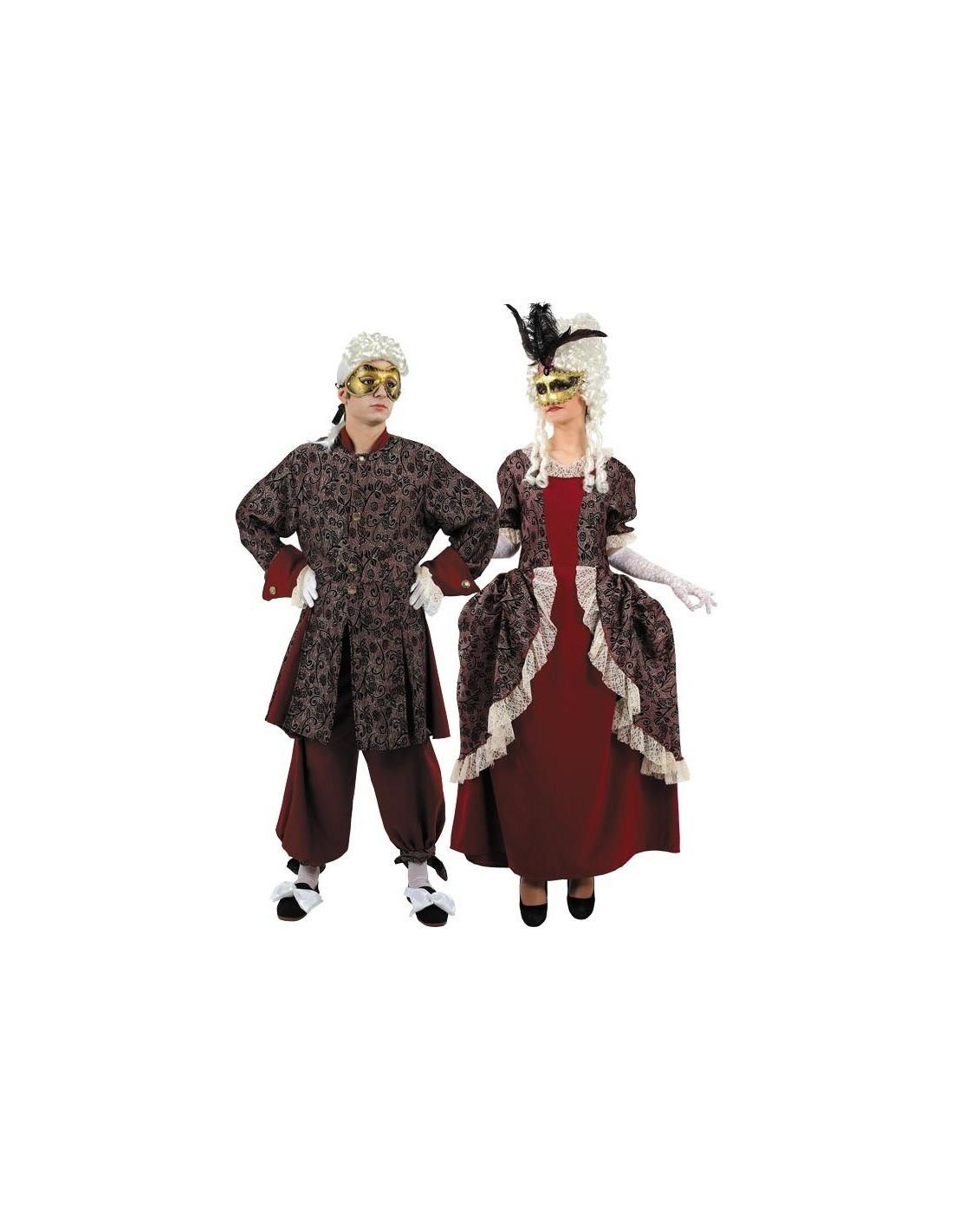 Disfraz en pareja de poca comprar en tienda disfraces for Disfraces de epoca