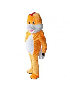 Mascota Patito Feo