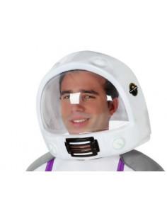 Casco astronauta adulto