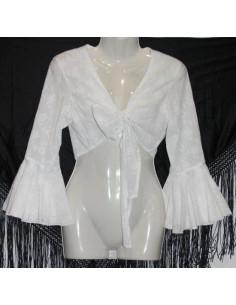 Torera chaqueta flamenca adulto