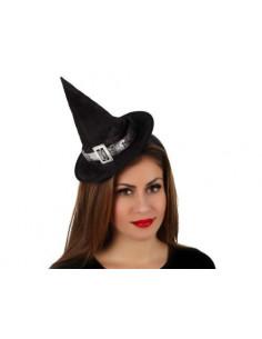 Mini sombrero bruja