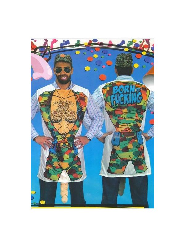 Disfraz sexy para hombre sargento