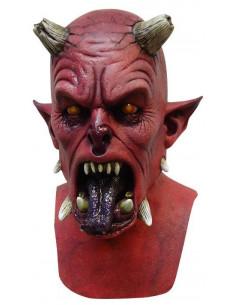 Mascara lucifer infierno pit fiend