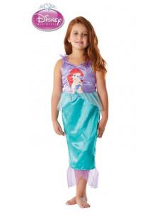 Disfraz sirenita Ariel de Disney