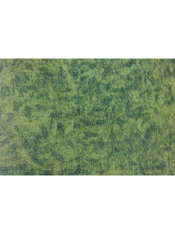 Tejido patchwork verde caqui