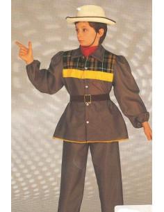 Disfraz de sherif infantil