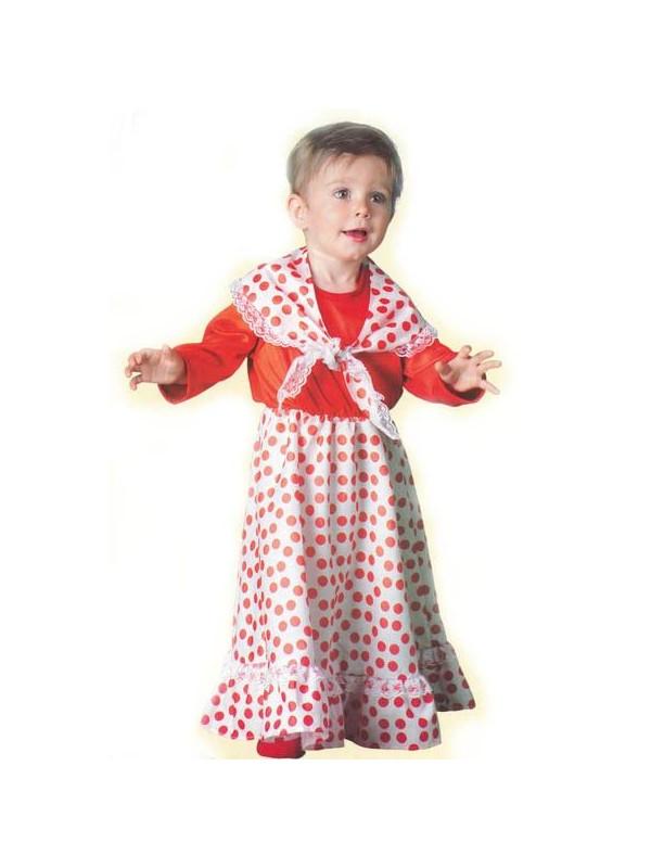 Disfraz de Sevillana infantil