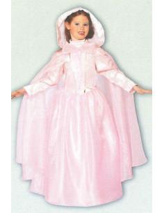 Disfraz de princesa para niña