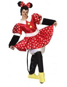 Disfraz de ratoncita Minie