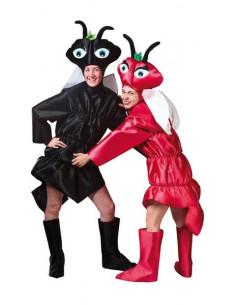 Disfraz de hormiga negra