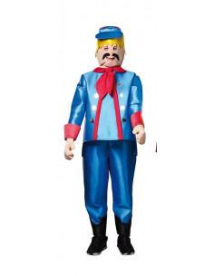 Disfraz de muñeco federal