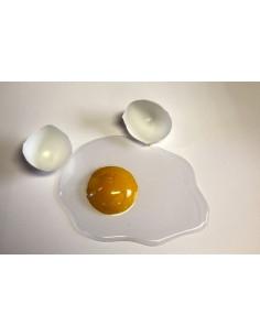 El huevo roto