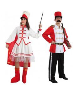 Disfraces de soldaditos para parejas