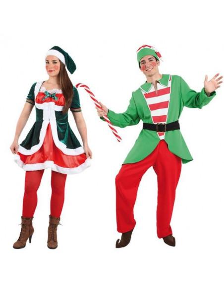 Disfraces de elfos para parejas