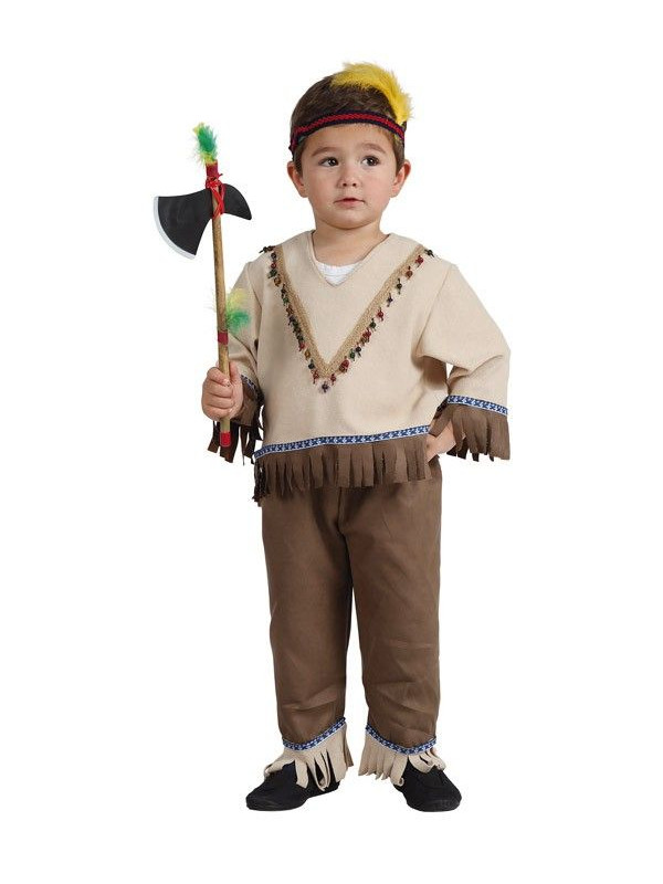2eecb74e626e7 Disfraz de indio bebe - Comprar en Tienda Disfraces Bacanal